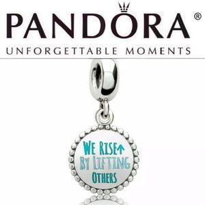 791169-53 Retired Pandora We Rise Lifting Others